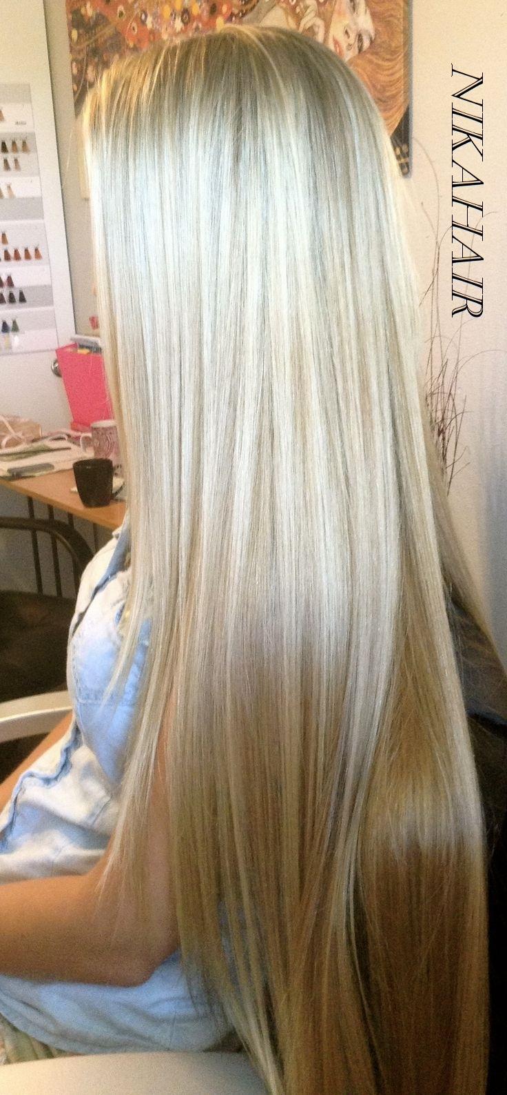 Clip in vlasy - 60cm dlhý pás vlasov - odtieň F 18 613 b901e1e6264